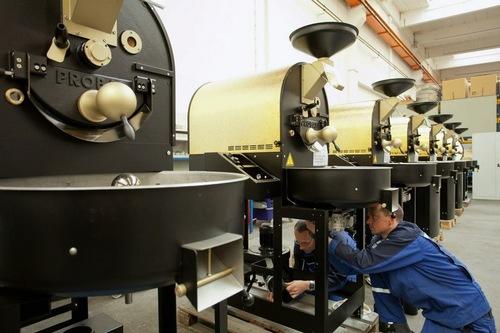 第5話 オランダの最新鋭ギーセン焙煎機の導入_a0143042_19412524.jpg