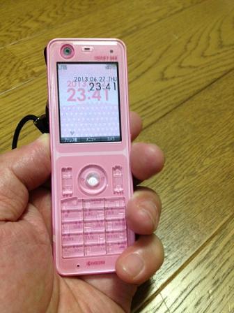 ピンクのハニービー_b0017844_23525856.jpg