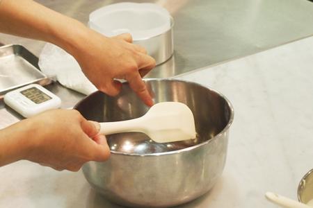 小嶋ルミ先生のスポンジケーキに学ぶ丁寧なお菓子作り。イベントレポ☆_f0149855_14274871.jpg