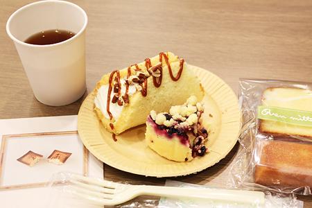 小嶋ルミ先生のスポンジケーキに学ぶ丁寧なお菓子作り。イベントレポ☆_f0149855_20333979.jpg