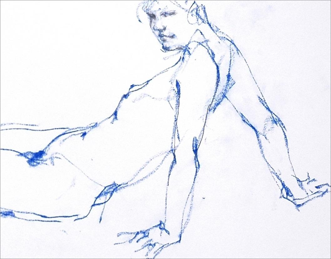 《 裸婦素描 》_f0159856_22493833.jpg