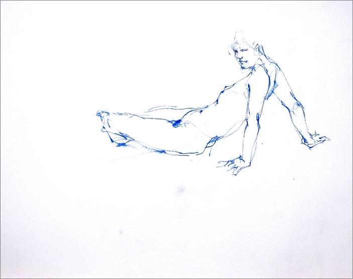 《 裸婦素描 》_f0159856_22532258.jpg