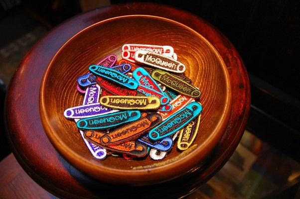 刺繍屋Mcqueenのクリップ型ワッペン_e0260759_12511353.jpg
