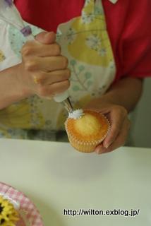 カップケーキ体験クラス_f0281084_143594.jpg