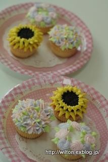 カップケーキ体験クラス_f0281084_14412630.jpg
