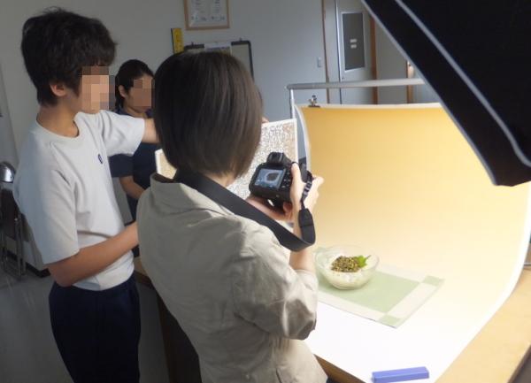 中学生職場体験_d0130291_1042714.jpg