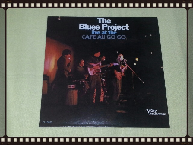 The Blues Project live at the CAFE AU GO GO (紙ジャケ)_b0042308_23102292.jpg