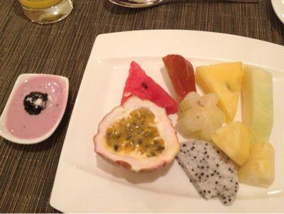 お一人シンガポール⑤朝食へ〜♪_d0285416_23311062.jpg