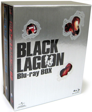『BLACK LAGOON Blu-ray BOX』が発売!_f0233625_2013216.jpg