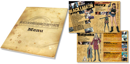 『BLACK LAGOON Blu-ray BOX』が発売!_f0233625_20262733.jpg