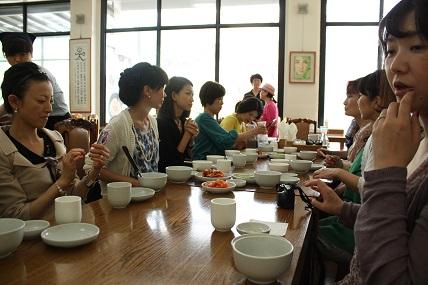 最後の晩餐的3日目のランチ@韓国_c0127029_16193432.jpg
