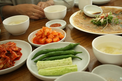 最後の晩餐的3日目のランチ@韓国_c0127029_16305025.jpg