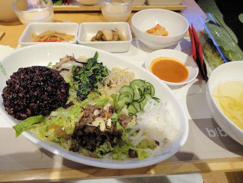 大好き♪シンガポール旅行 その8 シンガポールで韓国気分「bibigo」♪♪_f0054260_6592733.jpg