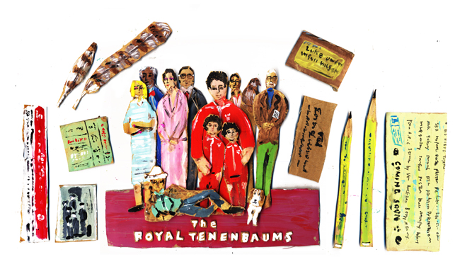 The Royal Tenenbaums_c0154575_12513768.jpg