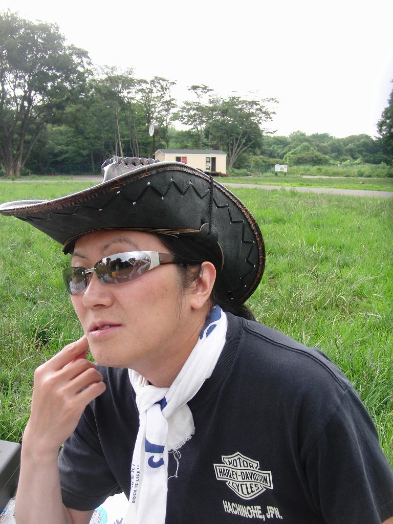 旧朝霞公務員宿舎BBQ→叔父宅 【2013/6/25】_d0061678_2375143.jpg