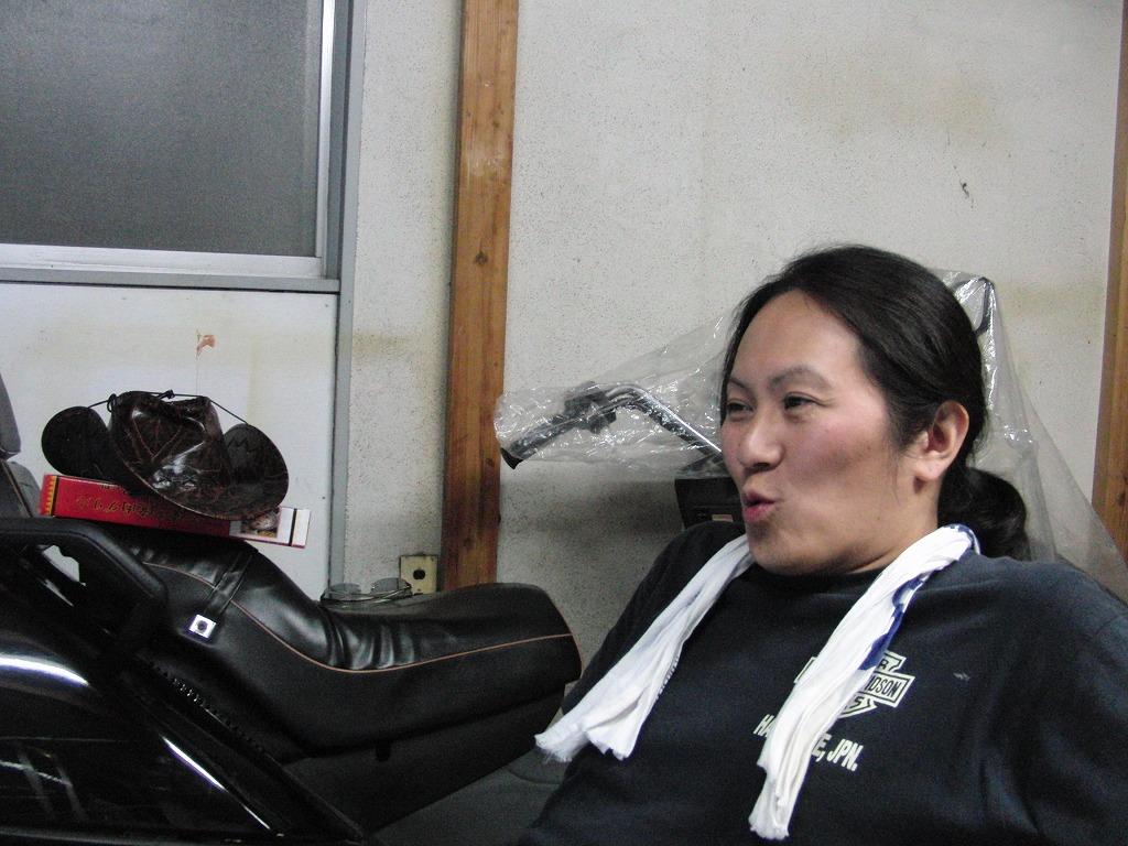 旧朝霞公務員宿舎BBQ→叔父宅 【2013/6/25】_d0061678_2404820.jpg