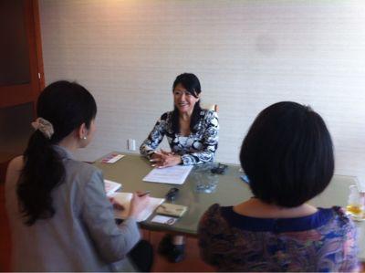 女性誌に登場します〜♫_e0142585_6263673.jpg