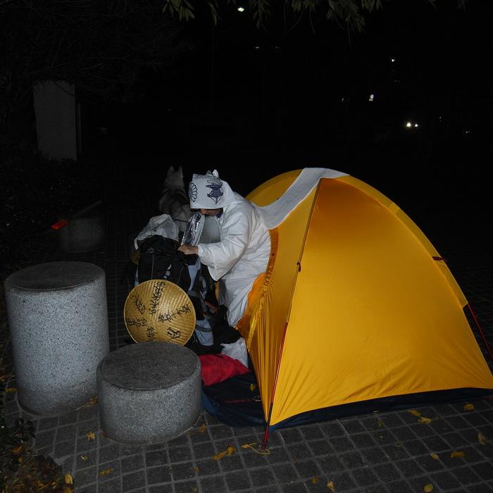 Memory of the second pilgrimage 1200km with husky HANA_c0049299_13294664.jpg