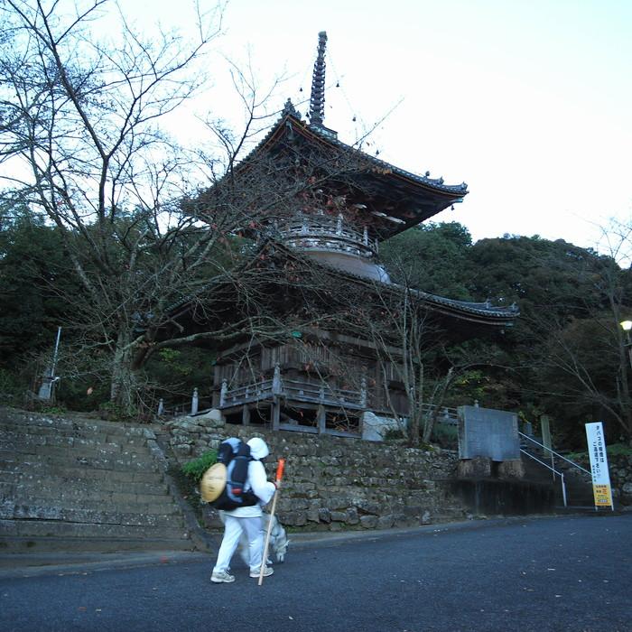 Memory of the second pilgrimage 1200km with husky HANA_c0049299_1331583.jpg