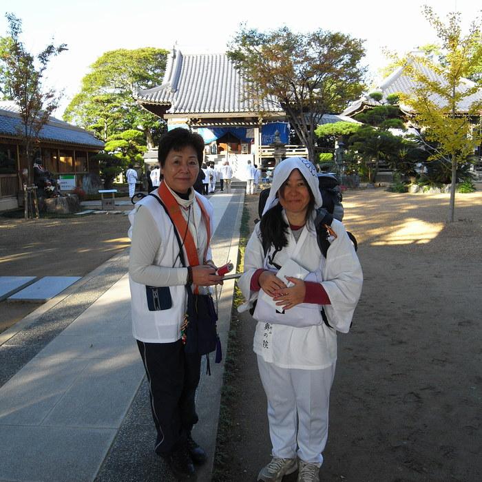 Memory of the second pilgrimage 1200km with husky HANA_c0049299_1411688.jpg