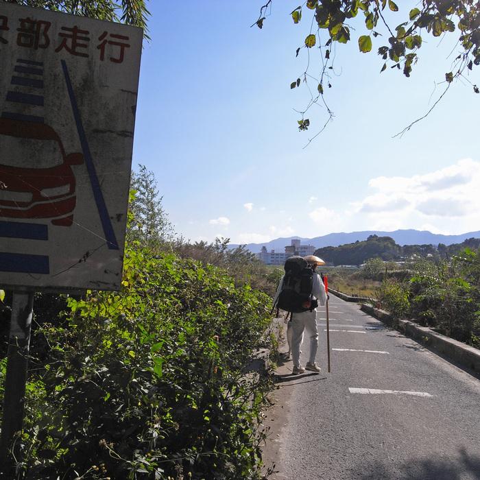 Memory of the second pilgrimage 1200km with husky HANA_c0049299_15363779.jpg