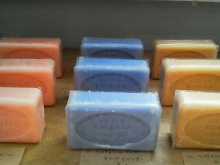 石鹸と石鹸置き_f0255704_14311393.jpg