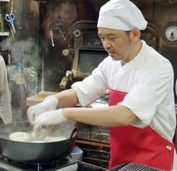 人気ブーランジェリー風見鶏 6月の製パン講習会-ベーグル_b0133017_6234761.jpg