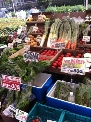 青山 国連大学 ファーマーズマーケット_c0141025_20554095.jpg
