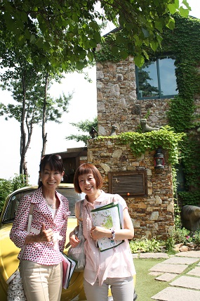 韓国@カフェ「サンモトゥンイ」にて講義_c0127029_16303938.jpg