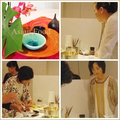 アジアンフードで異国の香り漂うコーディネート♪             ~テーブル&フードクラス_d0162543_0171990.jpg