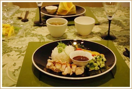 アジアンフードで異国の香り漂うコーディネート♪             ~テーブル&フードクラス_d0162543_022372.jpg
