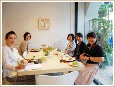 アジアンフードで異国の香り漂うコーディネート♪             ~テーブル&フードクラス_d0162543_025011.jpg
