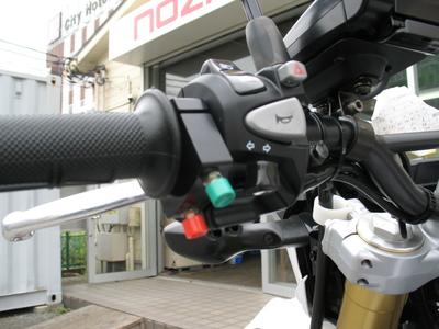 CRF250L 電動シフター!!_e0114857_22244412.jpg