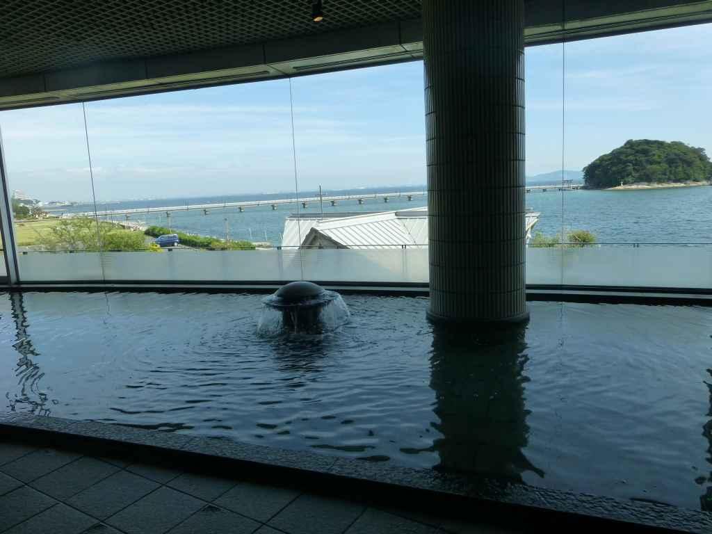 ホテル竹島 大浴場