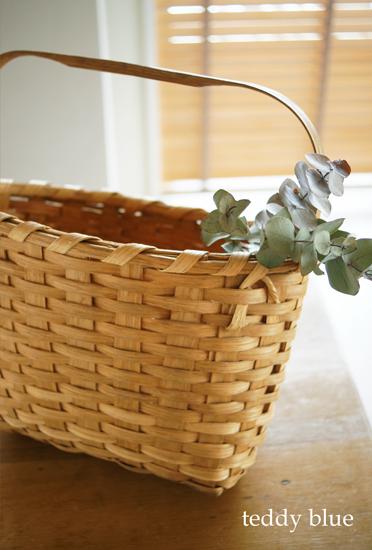 antique split wood baskets  アンティーク 木のバスケット_e0253364_13282946.jpg