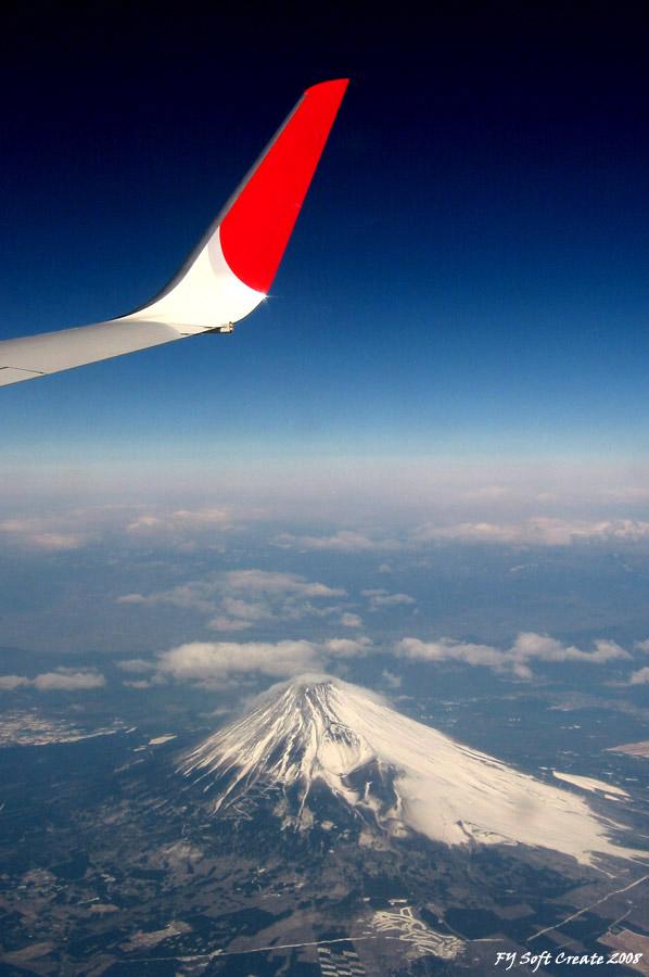◆ 富士山 from JAL B738(2008年2月)_d0316868_1512772.jpg