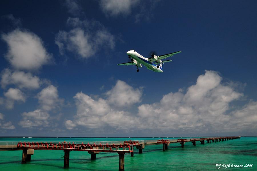 ◆ DHC8-Q400 @下地島(2008年7月)_d0316868_1581428.jpg