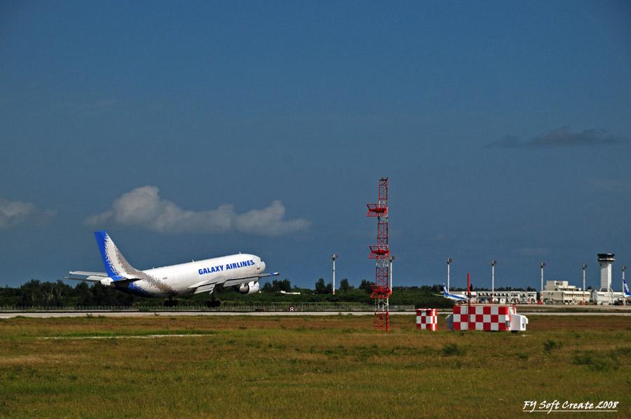 ◆ GALAXY AIRLINES @下地島(2008年7月)_d0316868_851825.jpg