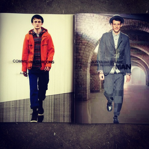 COMME des GARCONS 2013-14 AW COLLECTION - 7.14 START!!_c0079892_11205365.jpg