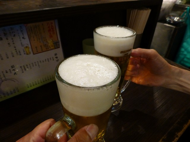 居酒屋かどや   福島_c0118393_11255531.jpg