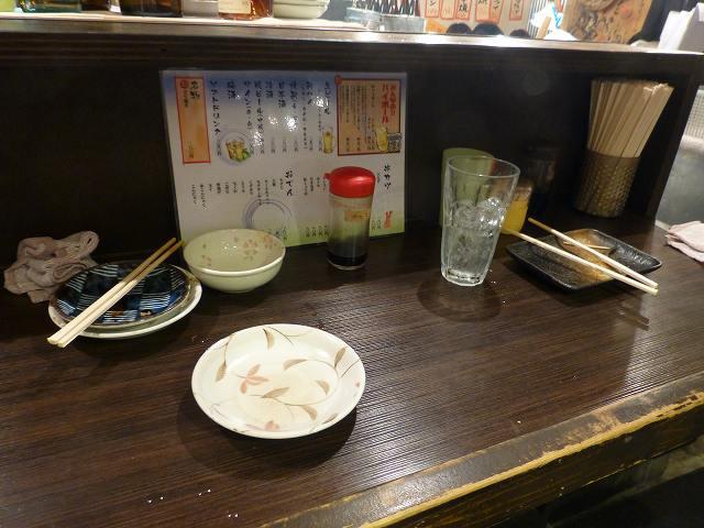 居酒屋かどや   福島_c0118393_12133780.jpg