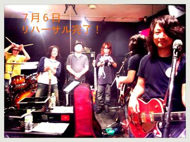 【情報】 高円寺ロサンゼルスクラブのライブリハーサル完了です!_b0183113_2114475.jpg