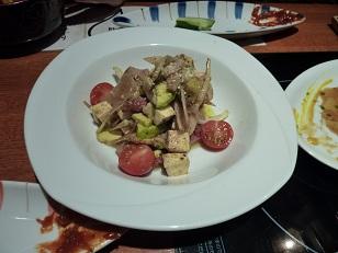 鳥料理と串カツ_a0177314_23362470.jpg
