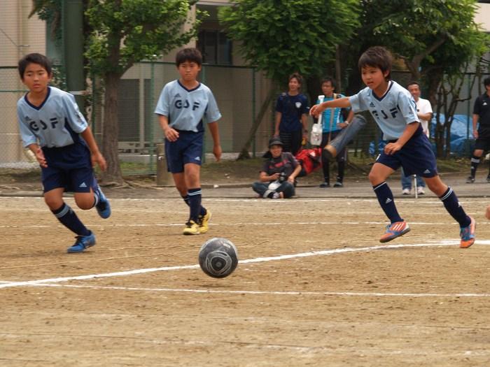 第27回保土ヶ谷区少年サッカー大会 予選リーグ LL-A/Bチーム_a0109316_0141940.jpg
