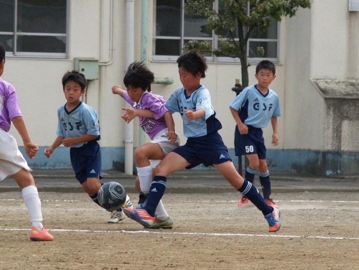 第27回保土ヶ谷区少年サッカー大会 予選リーグ LL-A/Bチーム_a0109316_0162561.jpg