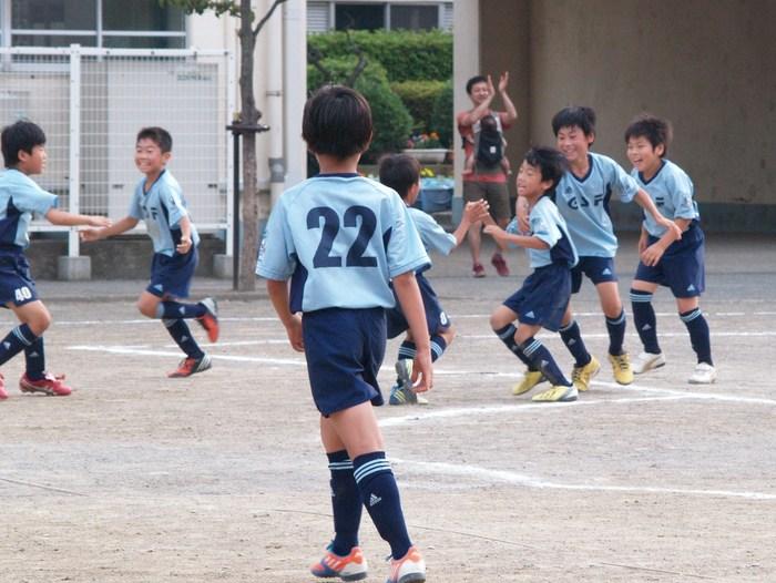 第27回保土ヶ谷区少年サッカー大会 予選リーグ LL-A/Bチーム_a0109316_017304.jpg