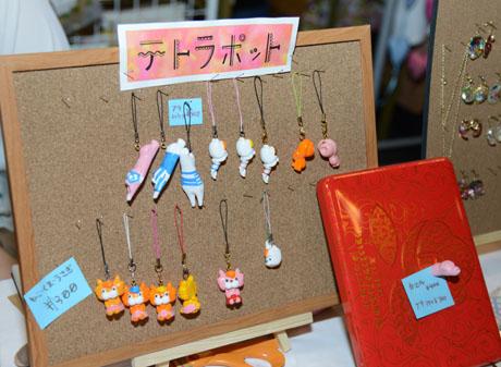 名古屋総合デザイン専門学校在校生がクリエーターズマーケット28に出店の様子_b0110019_8475389.jpg