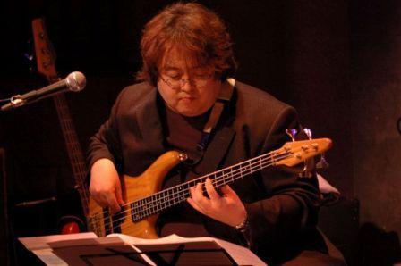 今宵(6/30・日)は… NHK交響楽団の佛坂咲千生さんのバンド「J\'z Craze」Liveです! _d0115919_215467.jpg