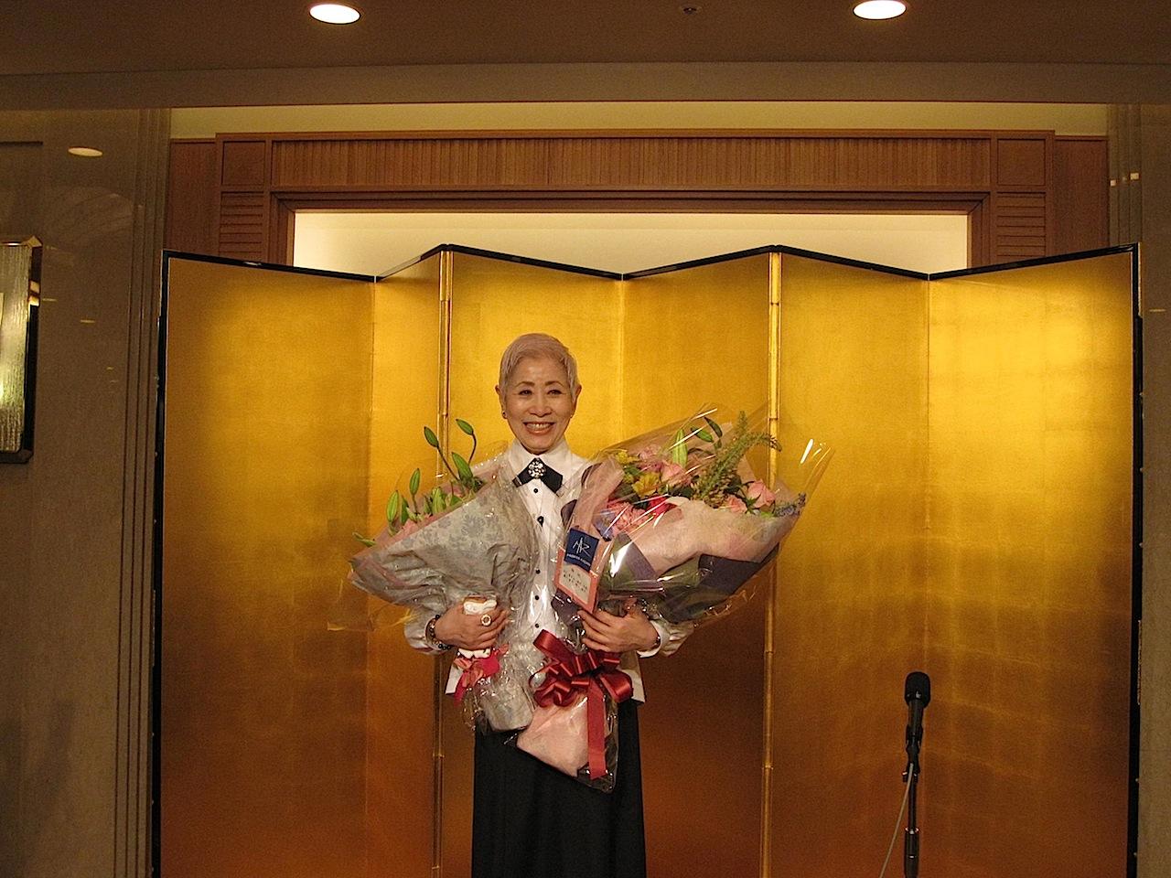 チズ先生古希のお祝いパーティ_f0185019_1142458.jpg