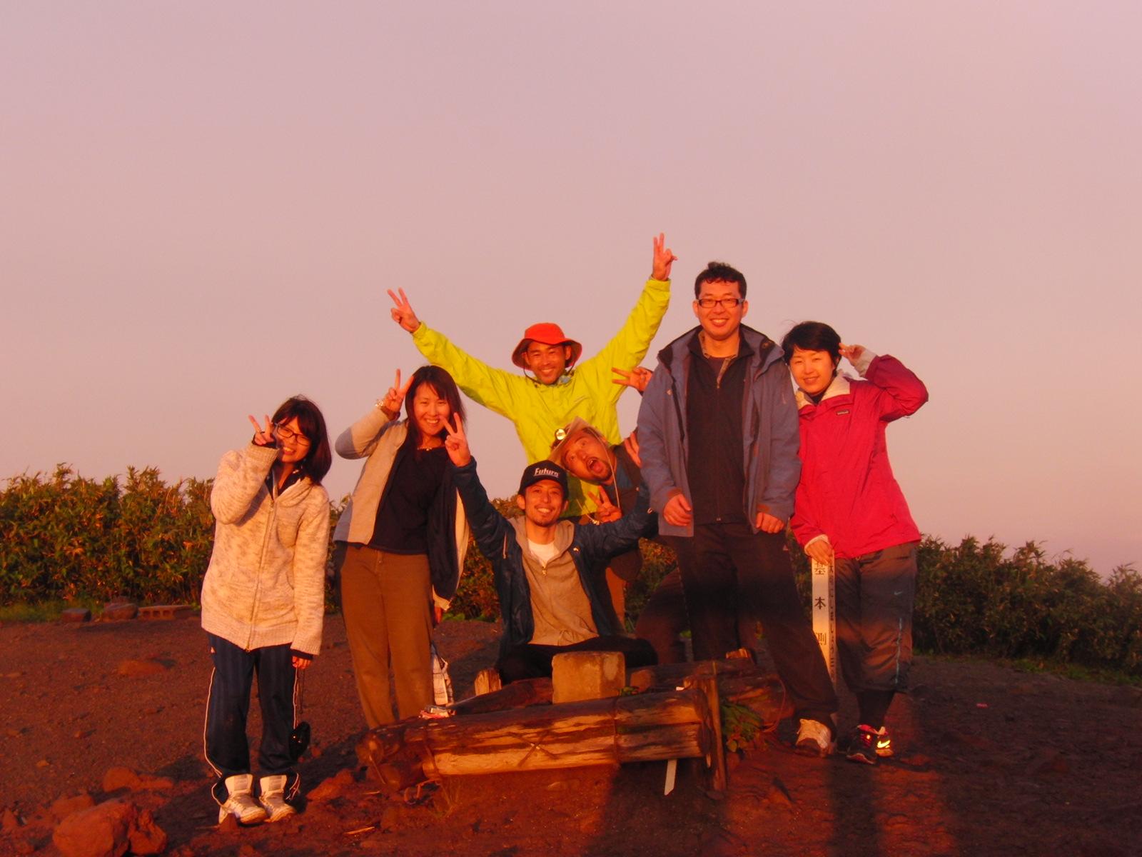 氷ノ山より朝日をプレゼント!_f0101226_10471395.jpg